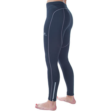 Back view of the Bellwether Thermo-Dry Tights.