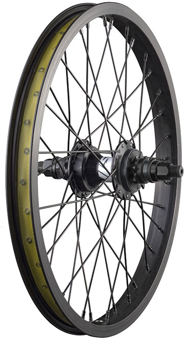 Black Label Vise Rear Wheel
