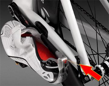 Bontrager's RXL Hilo Triathlon shoe.