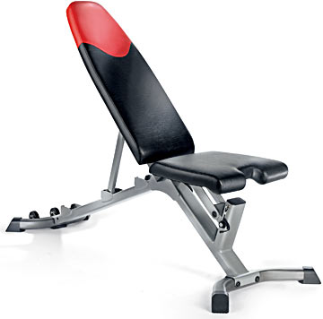 Bowflex 3.1 Series Bench (without leg hold-down)
