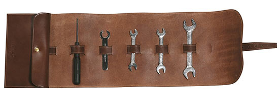 The Brooks Tool Roll.