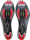 Sidi's replaceable SRS sole.