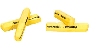 Easton carbon-rim-specific brake pads