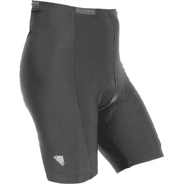 Endura's included Clickfast 6-panel liner short.