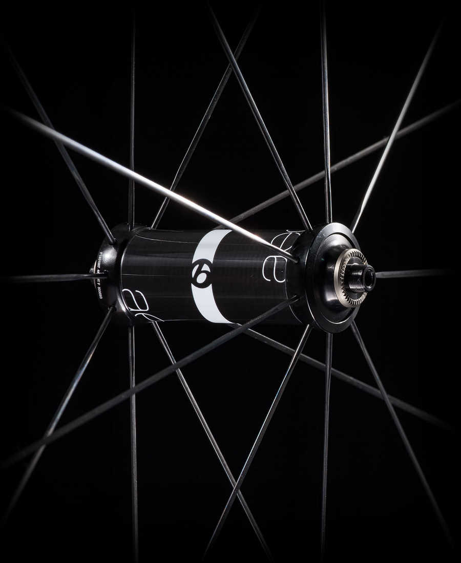 Bontrager Aeolus wheels with DT Swiss hubs