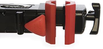 Feedback Sports' Secure-Lock Clamp.