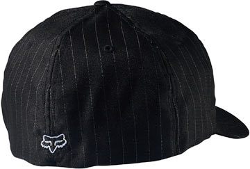 The Back of Fox's Legacy Hat.