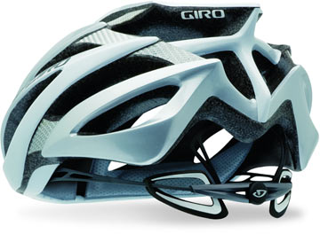 The back of the Giro Ionos.
