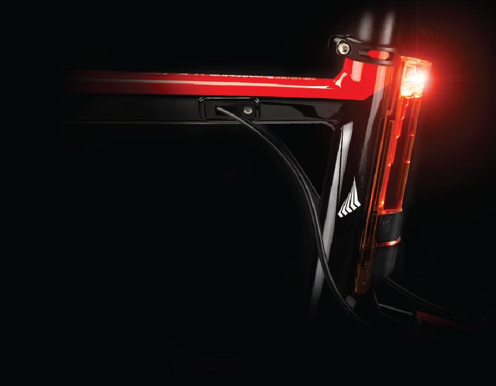 Haibike taillight