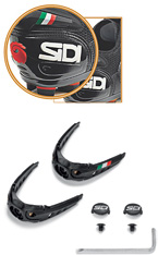 Sidi's Adjustable Heel Retention Devices