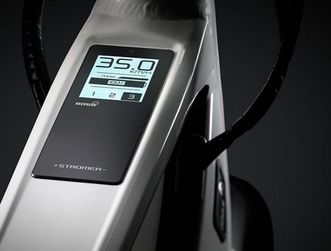Stromer ST2 Connectivity