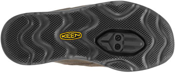 The sole of Keen's Arroyo sandal.