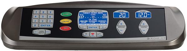 Landice's Cardio Elliptimill Console