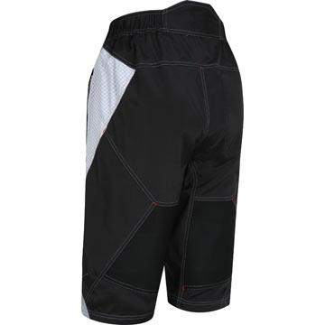 The back of the Garneau Flintstone Shorts.
