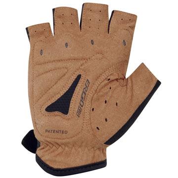 Louis Garneau's Women's Deluxe Gloves in Black.
