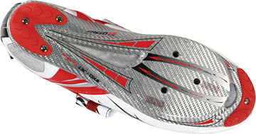 The Louis Garneau Tri HRS Shoes.