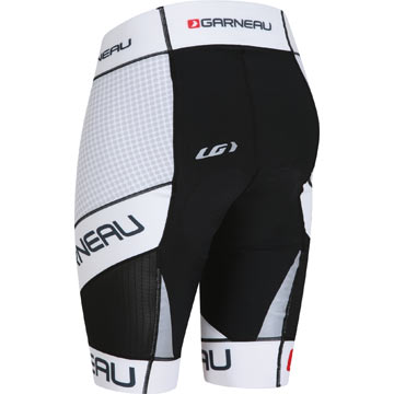 The back of the Louis Garneau Mondo Shorts.