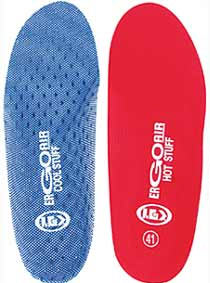 Louis Garneau's Ergoair insoles