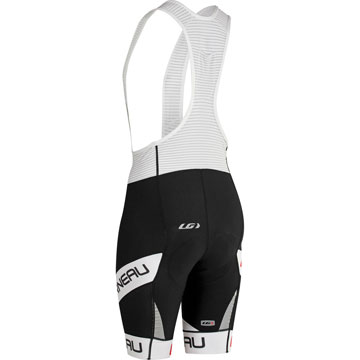 The back of the Louis Garneau Mondo Bib Shorts.