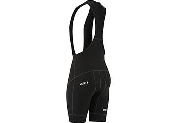 The back of the Louis Garneau Alveo 3K Bib Shorts.