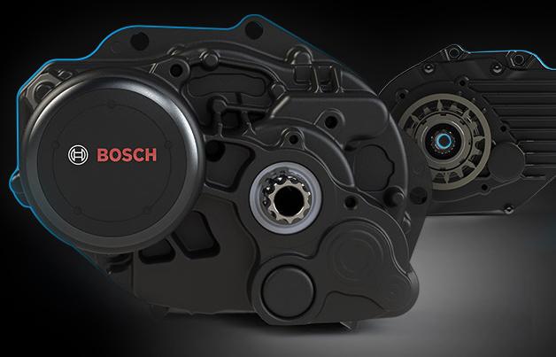 Bosch Motor System