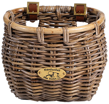 Nantucket's Tuckernuck Handlebar Basket