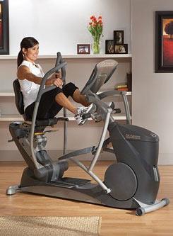 Octane Fitness xRide xR6e Seated Elliptical