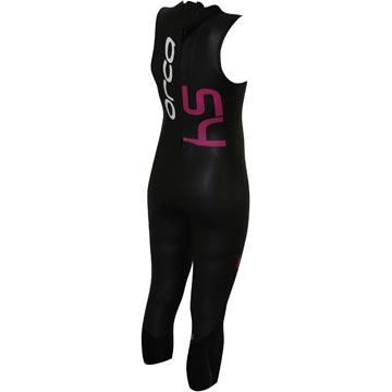 Orca's S4 wetsuit.