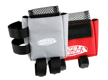 Profile Design's E-packs in Red and Gray.