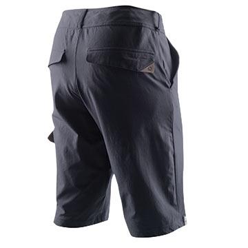 The Launch Kicker Shorts in Black.