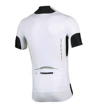 The P.R.O. Leader Jersey in White.