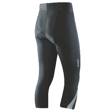 The back of the Pearl Izumi Women's Elite Thermal Cycling Knickers.