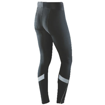 The back of the Pearl izumi Women's Elite Thermal Tights.