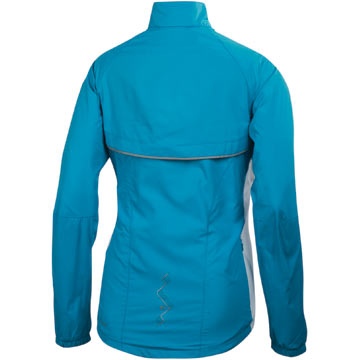 The Pearl Izumi Elite Barrier Convertible Jacket.