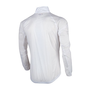 The P.R.O. Barrier Lite Jacket in White.