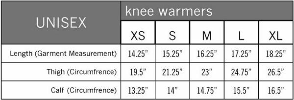 Pearl Izumi Knee Warmer