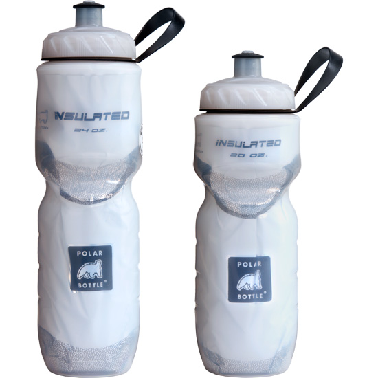 Polar Bottle's Insulated Bottles