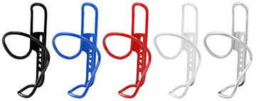 The available colors of Rav X's Side One Cage.