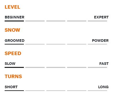 Ski Level