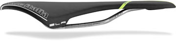 The Side of Selle Italia's SLR TT Saddle.