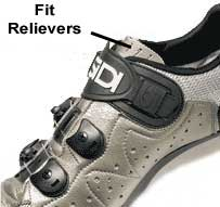 Sidi Fit Relievers