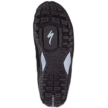The sole of the Specialized Women's Tahoe Mountain Shoes.