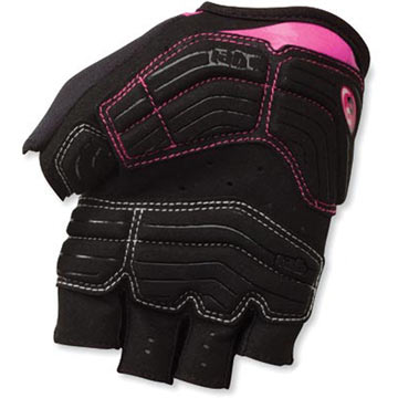 The palm of the Specialized Women's BG Gel Gloves.