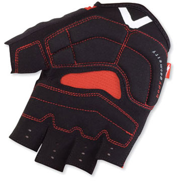 The palm of the Specialized BG Comp Gloves.