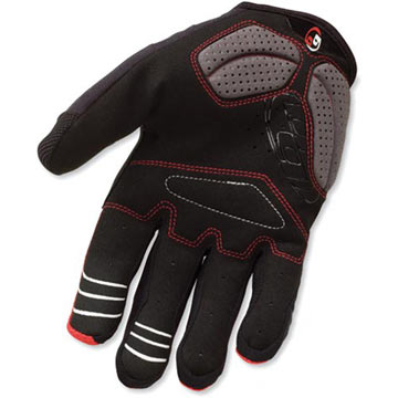 The palm of the Specialized BG Ridge Gloves.