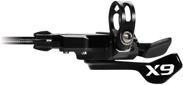 SRAM's X9 Trigger Shifter (rear).