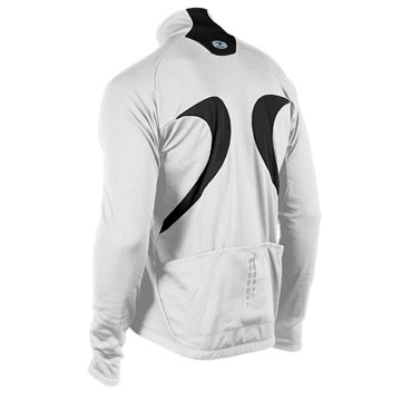 HotShot III Jersey in White/Black