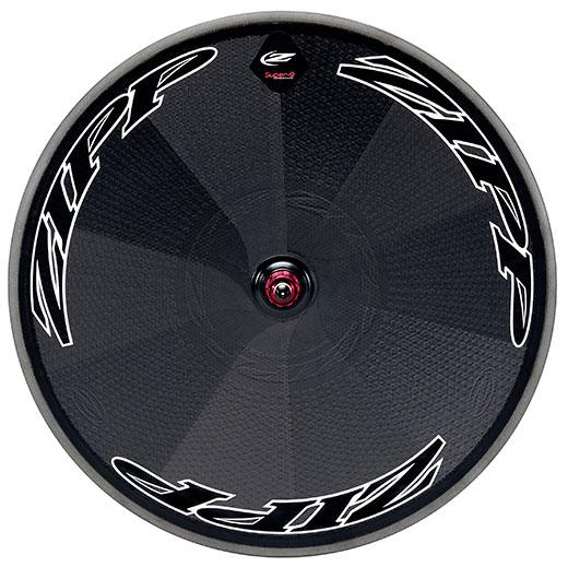 Zipp's dimpled surface for aerodynamics