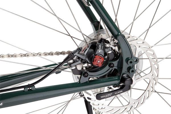 Disc Brake Detail
