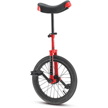 The Torker Unistar CX (16-inch) in Vivid Red.